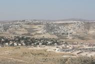 Amos Tekoa in distance expanding settlement_746_497_100