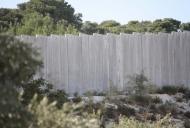 Wall dividing Bethany_746_497_100