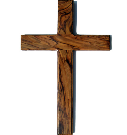 buy olive wood cross in my pocket holyland gifts