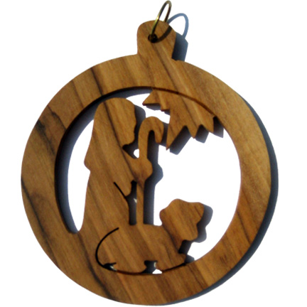 shepherd-ornament