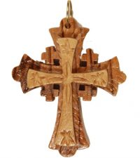 Crosses Made In Bethlehem Catholic Wooden Crosses