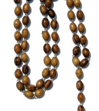 olive-wood-bead-necklace
